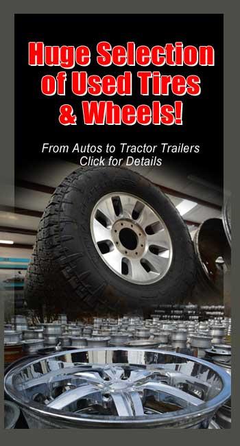 Used Auto SUV Light & Heavy Truck Parts NC